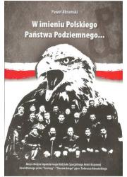 W imieniu Polskiego Państwa Podziemnego... - okładka książki