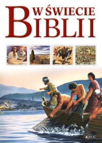 W świecie Biblii Przewodnik po - okładka książki