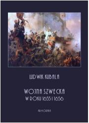 Wojna szwedzka w roku 1655 i 1656 - okładka książki