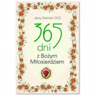 365 dni z Bożym Miłosierdziem - okładka książki