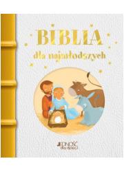 Biblia dla najmłodszych - okładka książki