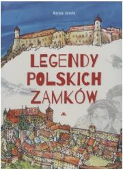 Legendy zamków polskich - okładka książki