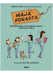 Maja dorasta - okładka książki