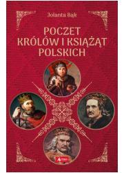 Poczet królów i książąt polskich - okładka książki