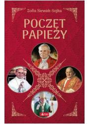 Poczet papieży - okładka książki