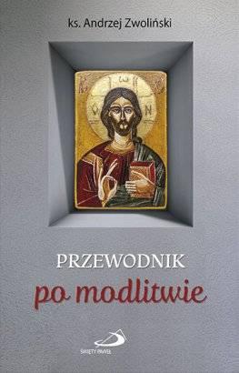 Przewodnik po modlitwie - okładka książki