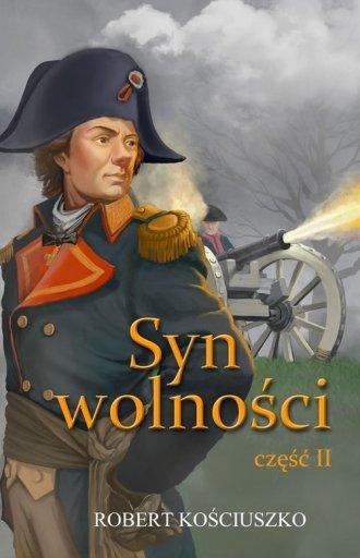 Syn wolności cz. 2 - okładka książki