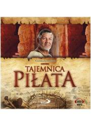 CD MP3 Tajemnica Piłata - pudełko audiobooku