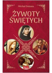 Żywoty Świętych - okładka książki