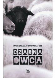Czarna owca - okładka książki