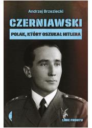 Czerniawski. Polak, który oszukał - okładka książki