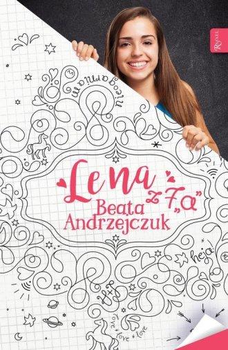 Lena z 7a - okładka książki