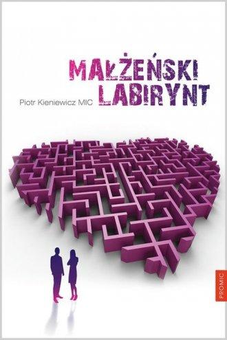 Małżeński labirynt - okładka książki