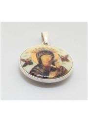 Medalik Matka Boża Nieustającej - zdjęcie dewocjonaliów