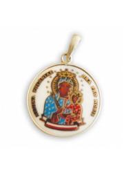 Medalik matki Bożej Królowej Polski - zdjęcie dewocjonaliów