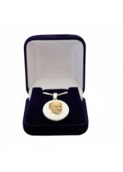 Medalik Święty Jan Paweł II - pamiątka - zdjęcie dewocjonaliów