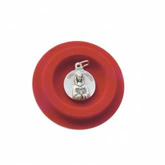Medalion Matki Bożej Róży Duchowej - zdjęcie dewocjonaliów
