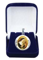 Medalion Św. Rita z Cascii - zdjęcie dewocjonaliów
