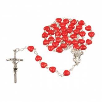 Różaniec do Krwi Chrystusa - zdjęcie dewocjonaliów