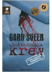 Roztańczona krew - okładka książki