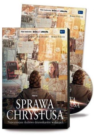Sprawa Chrystusa - okładka filmu