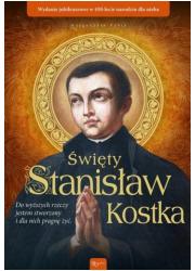 Święty Stanisław Kostka. Wydanie - okładka książki