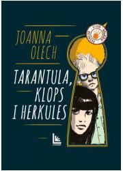 Tarantula Klops i Herkules - okładka książki