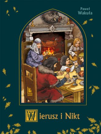 Wierusz i Nikt - okładka książki