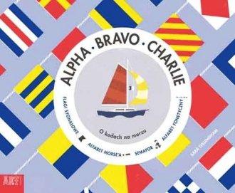 Alpha Bravo Charlie. O kodach na - okładka książki