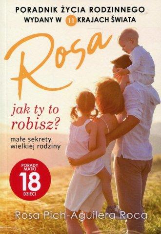 Rosa jak ty to robisz? małe sekrety - okładka książki
