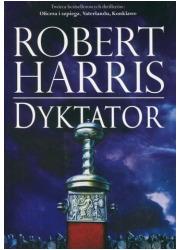 Trylogia rzymska. Tom 3. Dyktator - okładka książki