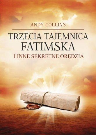 Trzecia Tajemnica Fatimska i inne - okładka książki