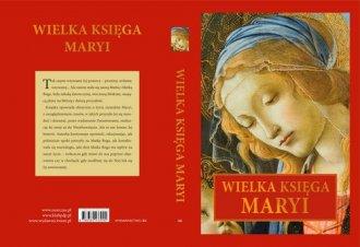 Wielka księga Maryi - okładka książki