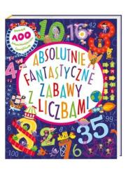 Absolutnie fantastyczne zabawy - okładka książki