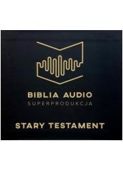 Biblia audio. Stary Testament - pudełko audiobooku