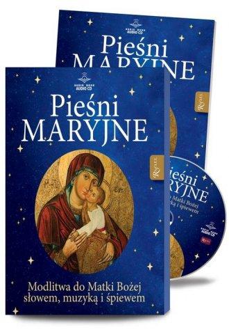 Pieśni Maryjne Modlitwa do Matki - okładka książki