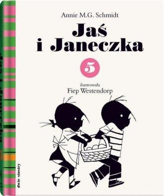Jaś i Janeczka 5 - okładka książki