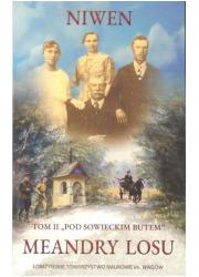 Meandry losu Tom 2 Pod sowieckim - okładka książki