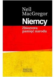 Niemcy. Zbiorowa pamięć narodu - okładka książki