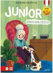 Pies na medal. Junior opiekun osób - okładka książki