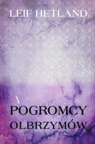 Pogromcy olbrzymów - okładka książki
