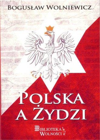 Polska a Żydzi - okładka książki