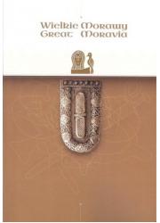 Wielkie Morawy - okładka książki