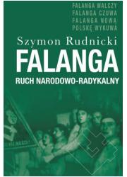 Falanga. Ruch Narodowo-Radykalny - okładka książki