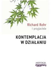 Kontemplacja w działaniu - okładka książki