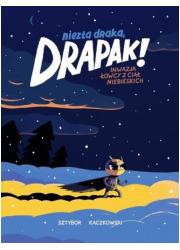 Niezła draka, Drapak! Inwazja łowcy - okładka książki