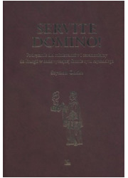 Servite Domino! Podręcznik dla - okładka książki