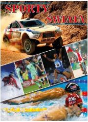 Sporty świata - okładka książki