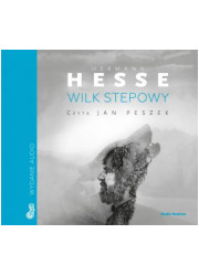 Wilk stepowy (CD mp3) - pudełko audiobooku