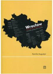 Wrocław. Literacka geografia miasta - okładka książki